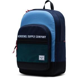 Herschel Kaine Backpack 30l peacoat/riverside/black/tile blue